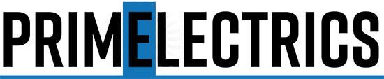 Primelectrics: Electrical Services & Installation Logo